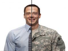 גיוס אנשי צבא