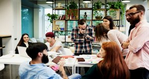 חברות מצטיינות במעורבות עובדים