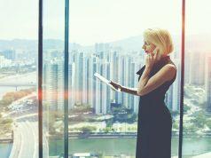 ייצוג נשים בתפקידים בכירים