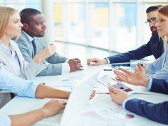 פגישות עבודה