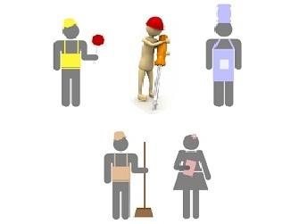 עובדים בלתי מקצועיים