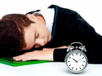 מחסור בשינה של עובדים