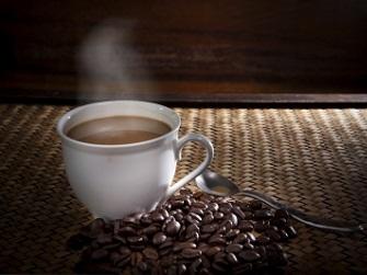 הדרכה ושתיית קפה