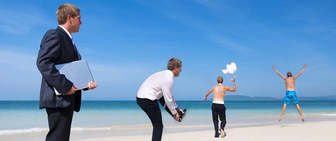 הטבת קיץ לעובדים - הפסקת חוף